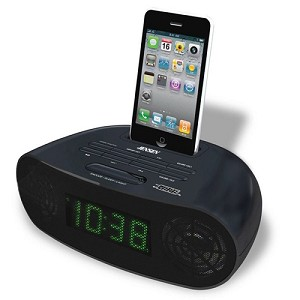 Docking Digital Music System for iPod & iPhone