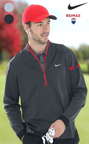 Men's Nike TW Cypress Shield 1/2 Zip