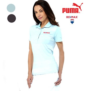 PUMA Ladies' GT Crossfade Polo