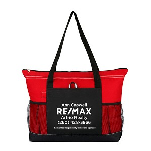 Voyager Tote- Personalized