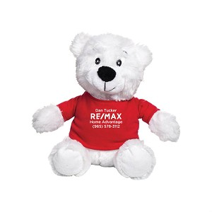 The Robbie Teddy Bear & T-Shirt - Personalized