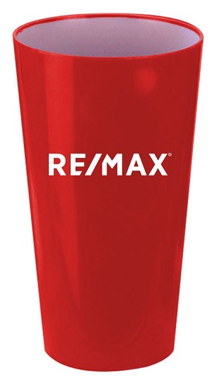 20oz Two Toned Plastic Cup