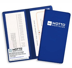 2-Pocket Policy Wallets - MOTTO