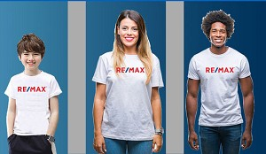 RE/MAX White T-Shirt - Super Summer Special