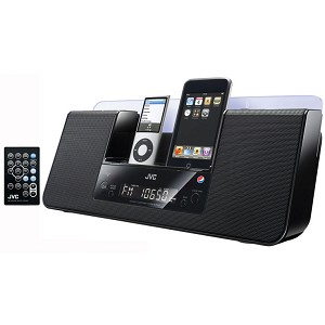 Dual iPod Dock Radio