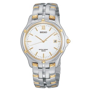 Seiko Le Grand Sport Men's Two-Tone Watch