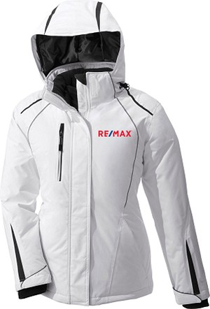 Ladies Insulated Seam-Sealed Jacket