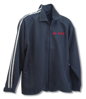 Retro Warm Up Jacket - Adult