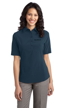 Ladies Ultra Stretch Polo