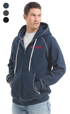 Extra Heavy Full Zip Hooded Jacket