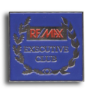 Executive Club Pin -  1 3/8""
